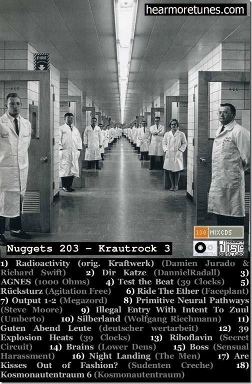 Nuggets 203 - Krautrock 3