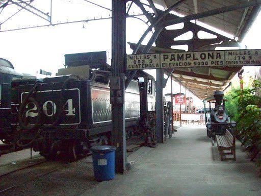 Estación Ferrocarril Pamplona