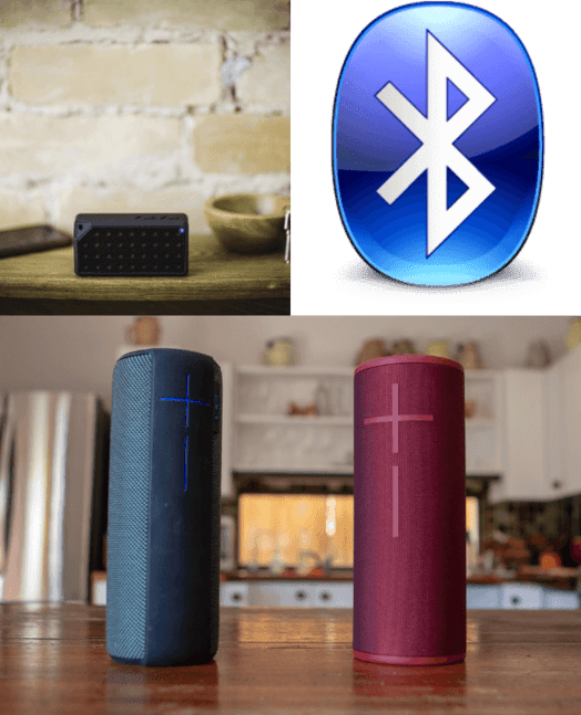 altavoces bluetooth y portatiles