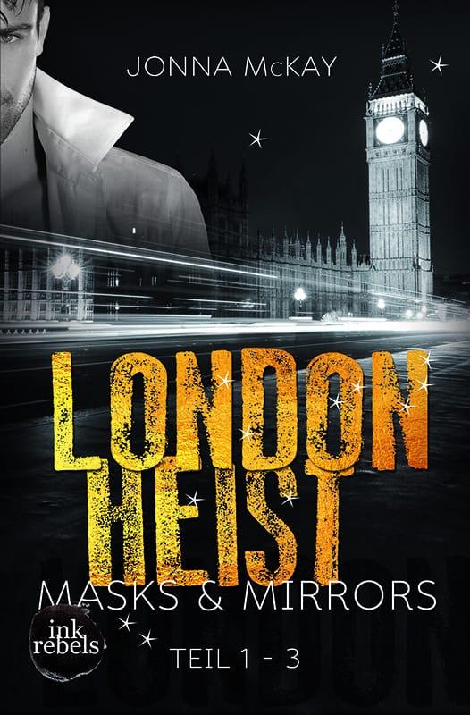 London Heist 1: Masks & Mirrors 3