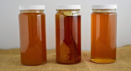 Different Types of Honey