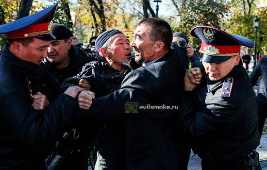 Фото - Полиция задержала нарушителей