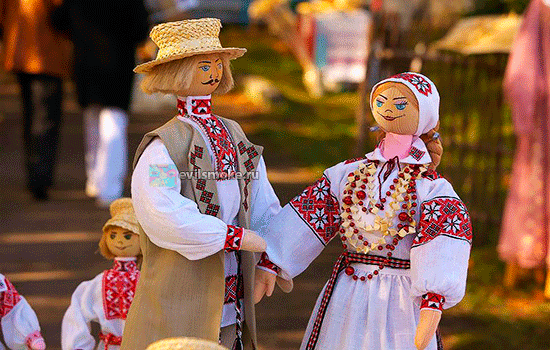 Фото - Белорусские куклы