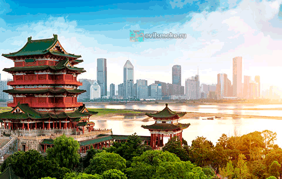 Фото - Пейзаж Китай