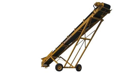 40 Foot Conveyor