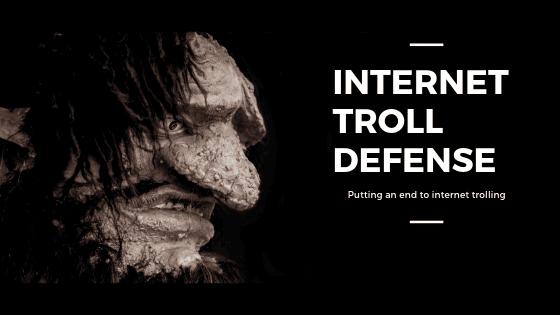 Internet Trolling Defense