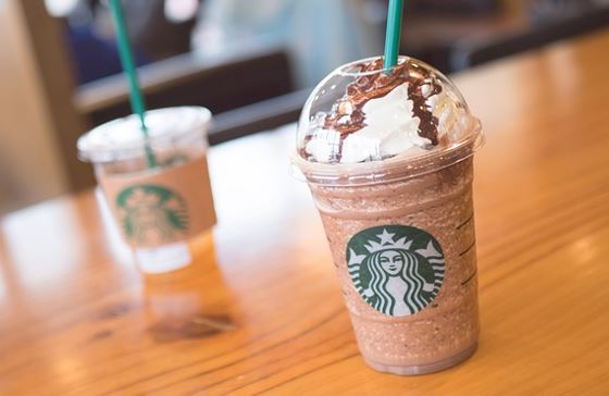 starbuck frappuccino - starbucks interview questions