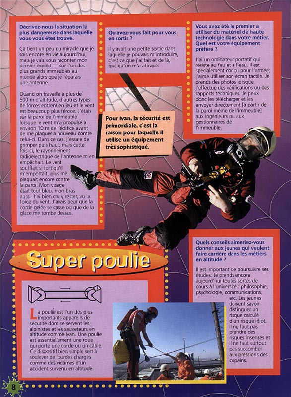 PLANETE 912 Magazine