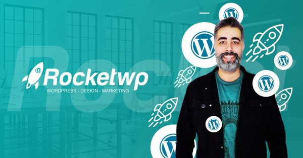 criador do curso rocketwp premium