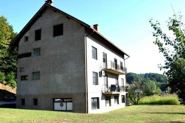 просторный жилой семейный дом