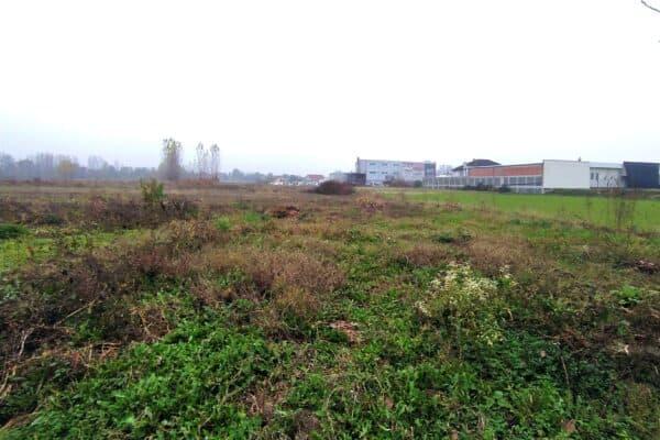 участок градостроительной земли в Лознице