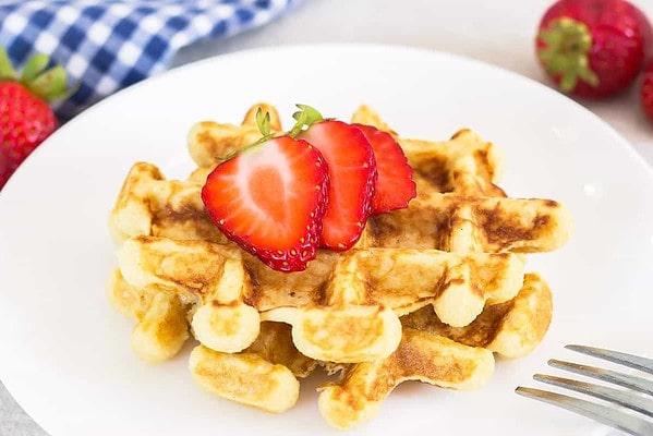 Gluten-Free Coconut Flour Waffles