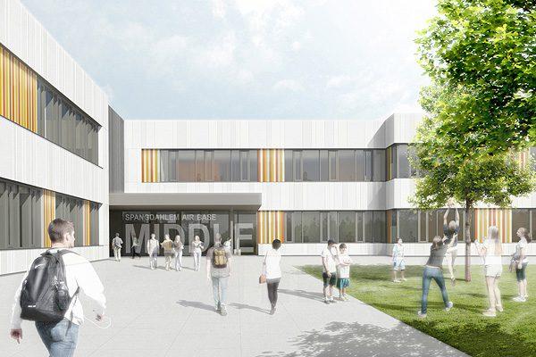 Highschool, Spangdahlem