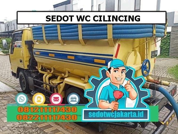 SEDOT WC CILINCING