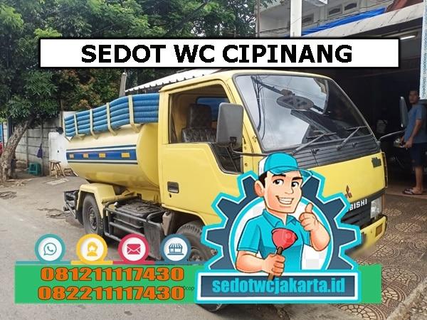 Jasa Sedot Wc Cipinang