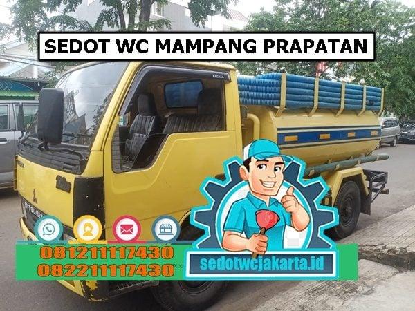 Jasa Sedot WC Mampang Prapatan