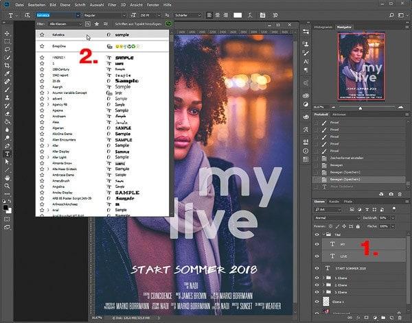 photoshop poster tutorial, photoshop poster erstellen, photoshop plakat erstellen, filmplakat selbst erstellen, poster selbst erstellen, eigenes poster erstellen, Kinoplakat erst