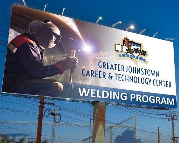 GJCTC Welding billboard