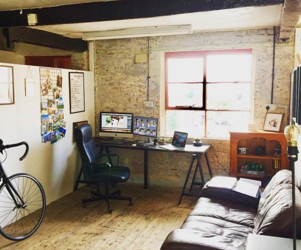 small office space Mansfield