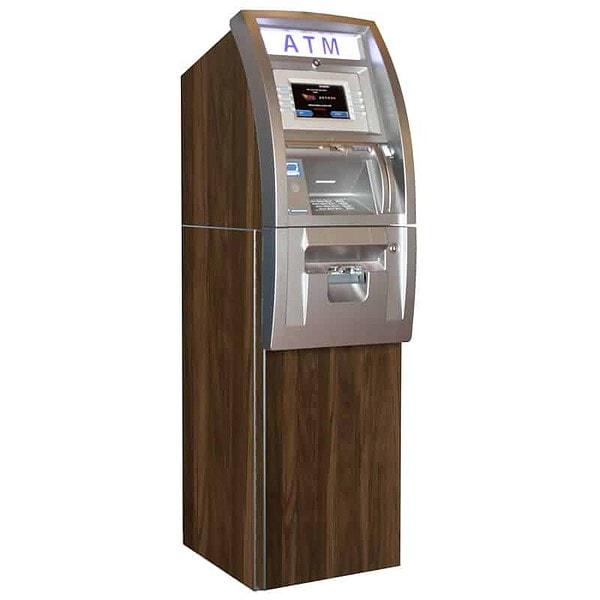 Woody ATM Wrap Satin Walnut