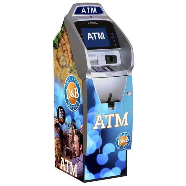 Triton Argo Deep Cabinet SharkSkin ATM Wrap