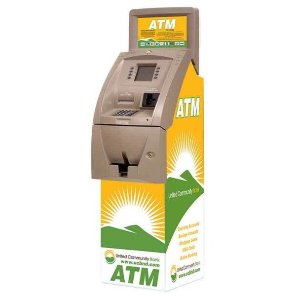 Triton RL2000 Custom SharkSkin ATM Wrap