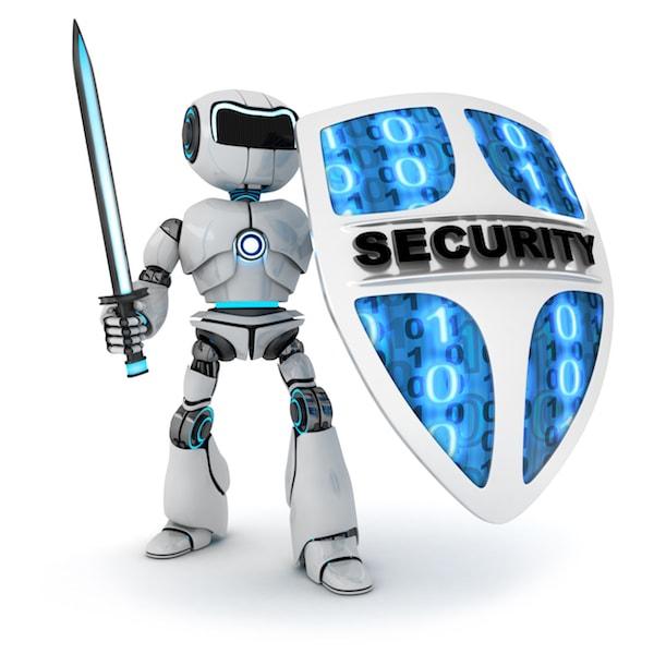 Robots Kill Viruses