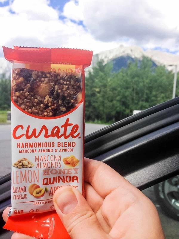 Curate Harmonious Blend Snack Bar