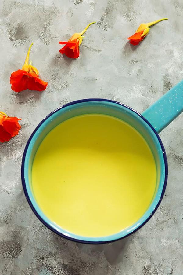 Pot of Golden Milk