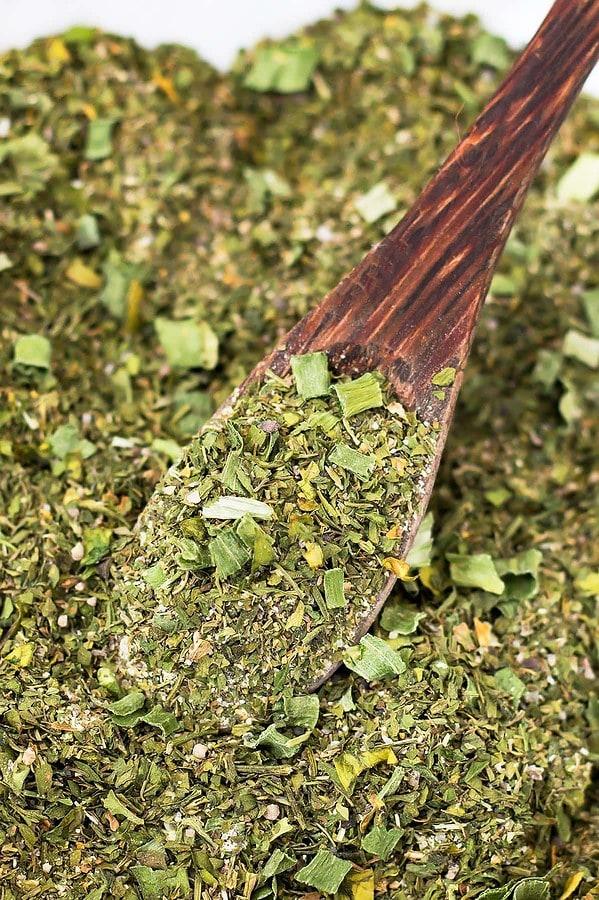 Mixed up Ranch Seasoning Ingredients