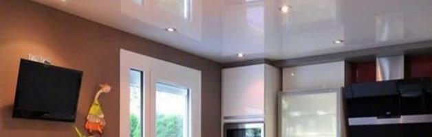 какой потолок лучше - глянцевый или матовый