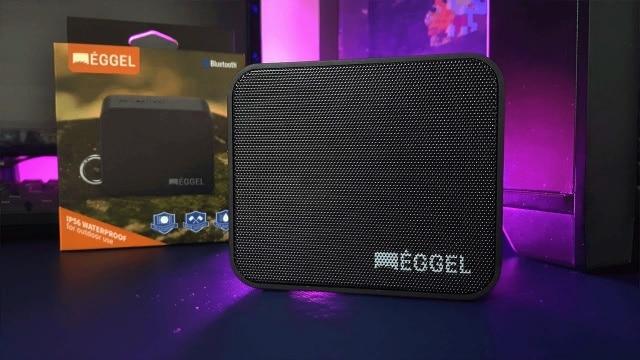 ÉGGEL Fit Waterproof Speaker