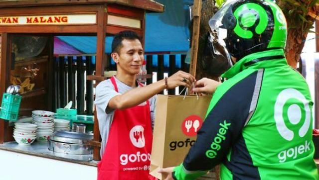 Layanan Food Delivery terbaik di Indonesia adalah Gofood