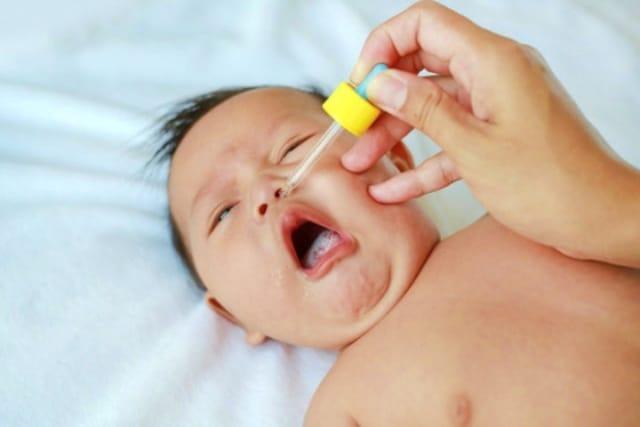 Tips Mengatasi Batuk Pilek Anak Baru Lahir