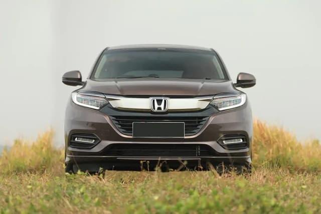 Honda HRV depan