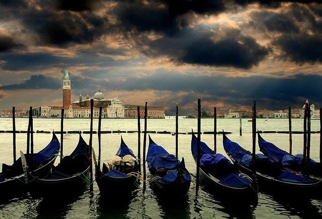 Graži Venecija Italija
