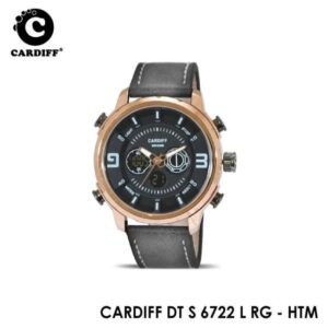 CARDIFF Dual Time 6722 L