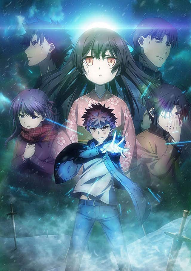 Fate kaleid liner Prisma Illya Movie Sekka no Chikai