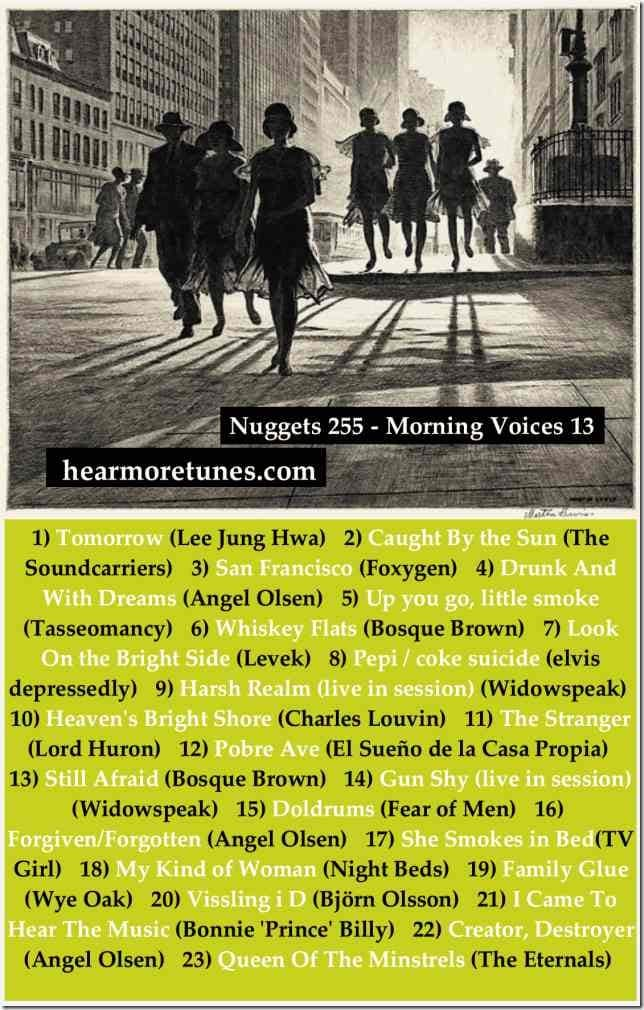 Nuggets 255 - Morning Voices 13