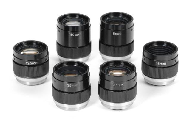 High Resolution Lens