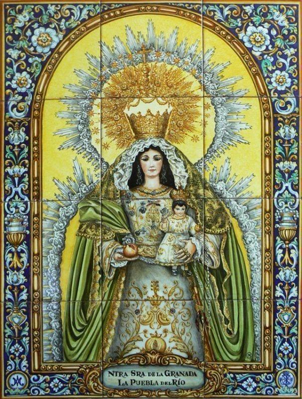Patrona de la Puebla del Río, Sevilla