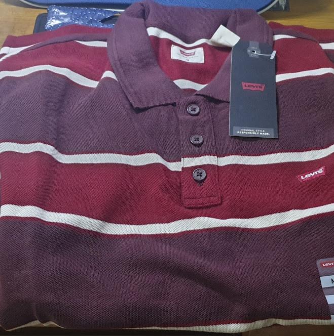 Áo thun Levi's Polo Shirt