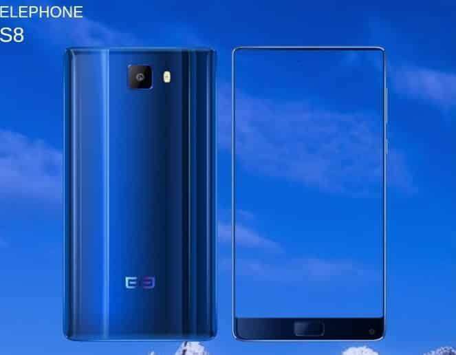Elephone S8 specs