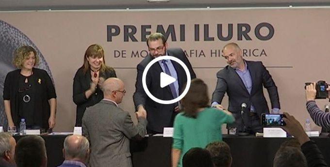 El Premi Iluro Torna A Quedar Desert   Mataró Audiovisual