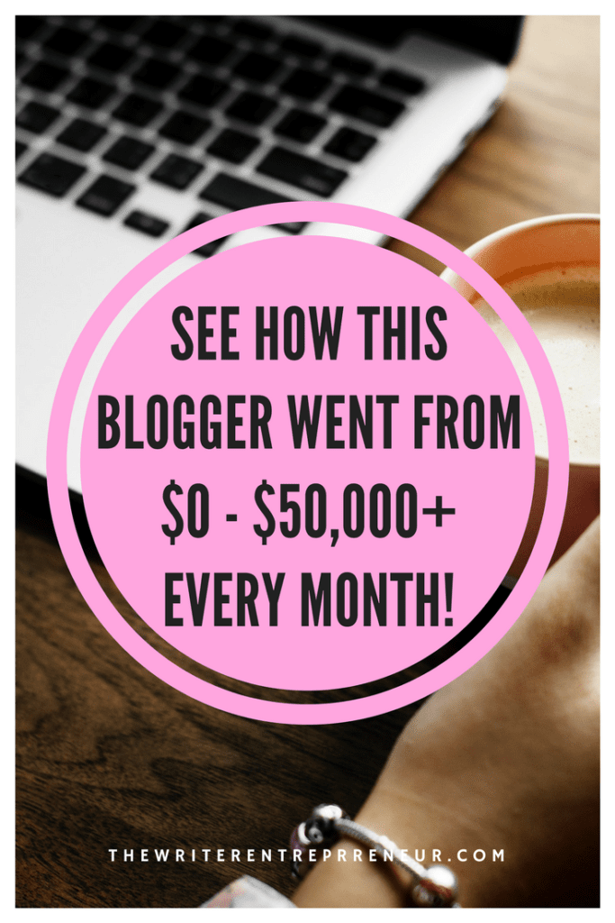 See how this blogger went from zero to over fifty thousand dollars every month with affiliate marketing