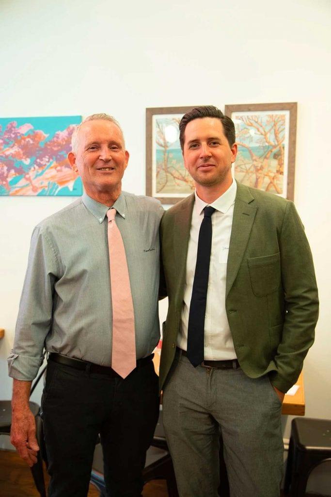 Michael McManmon and Dan McManmon