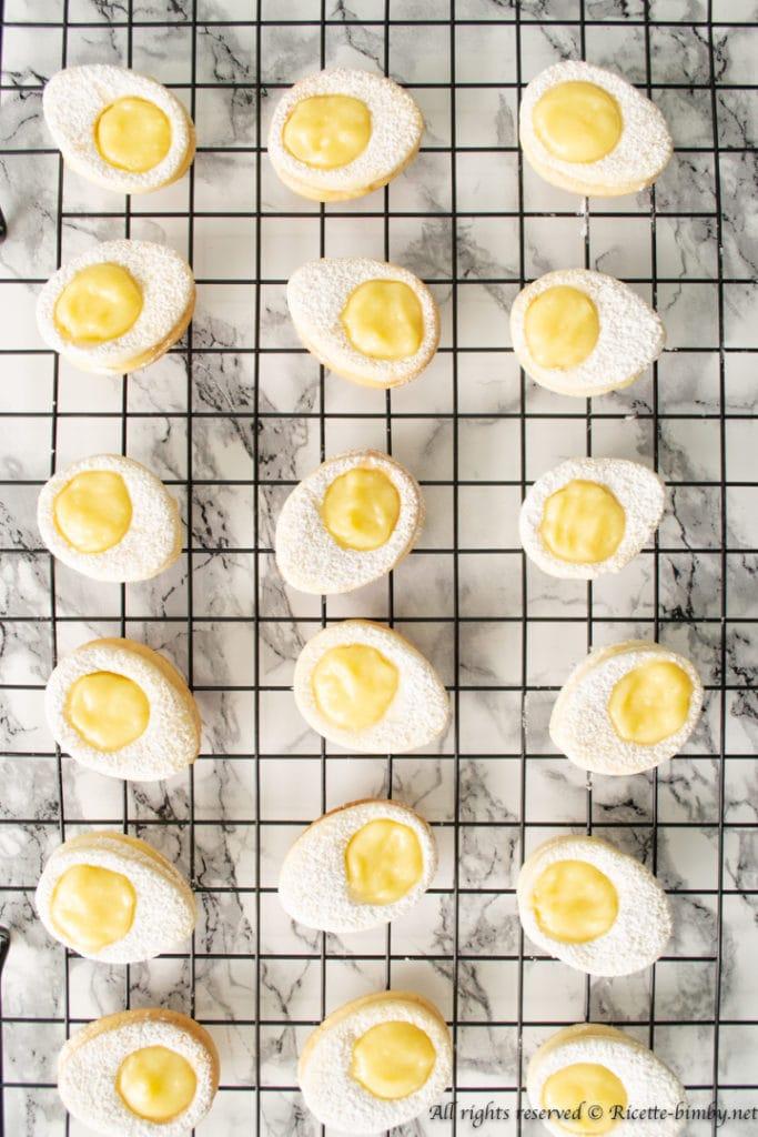 Biscotti di Pasqua a forma di uovo bimby