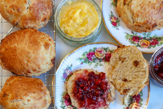 Bake classic scones with this easy scones recipe, perfect for everyday baking and occasions.