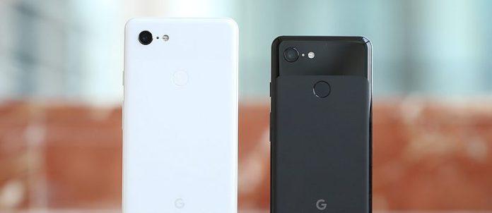 Google Pixel 3 and 3 XL