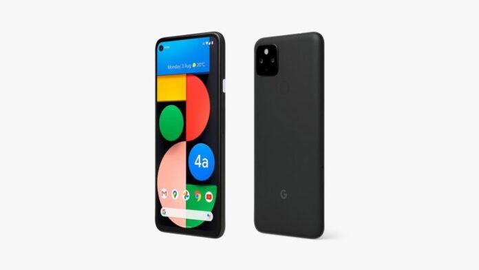 Google Pixel 5 & 4A